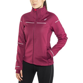 asics Lite-Show Winter Jacket Damen cordovan